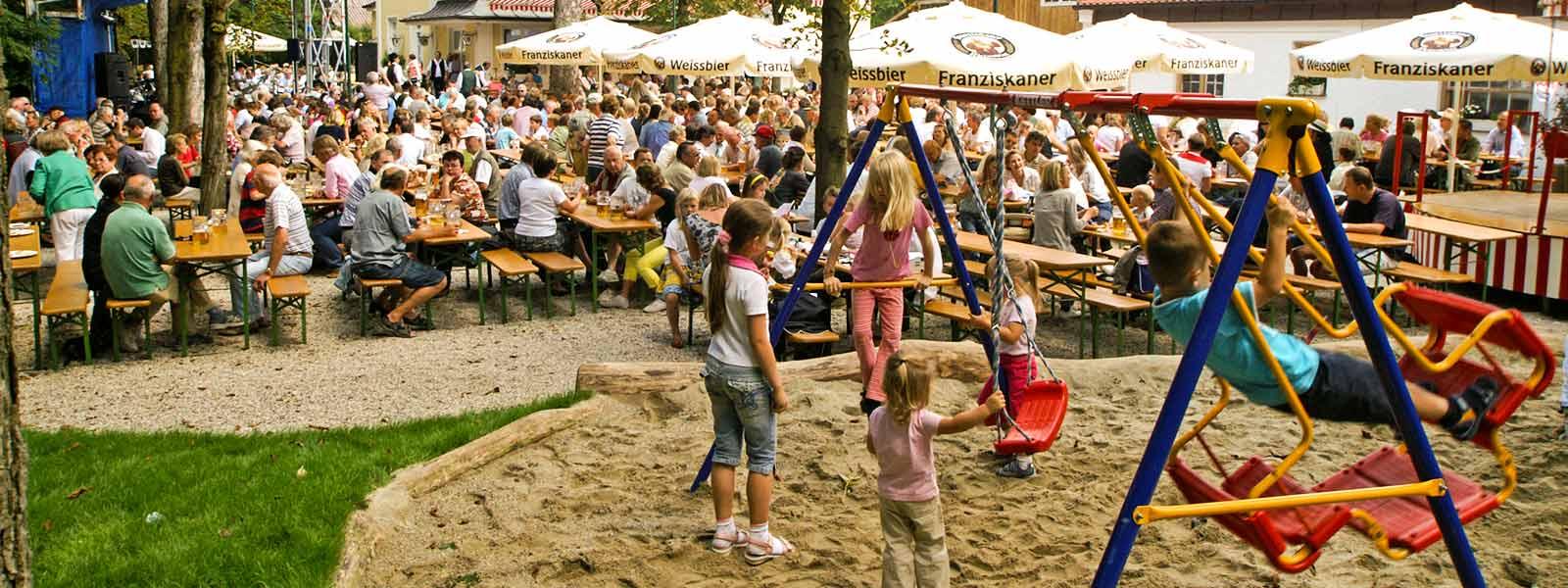 Biergarten Harlachinger Einkehr