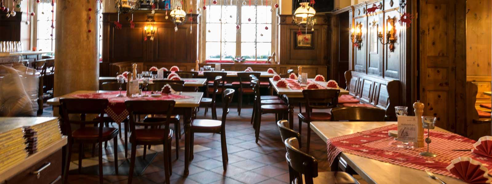Restaurant Wirtsstube Harlachinger Einkehr