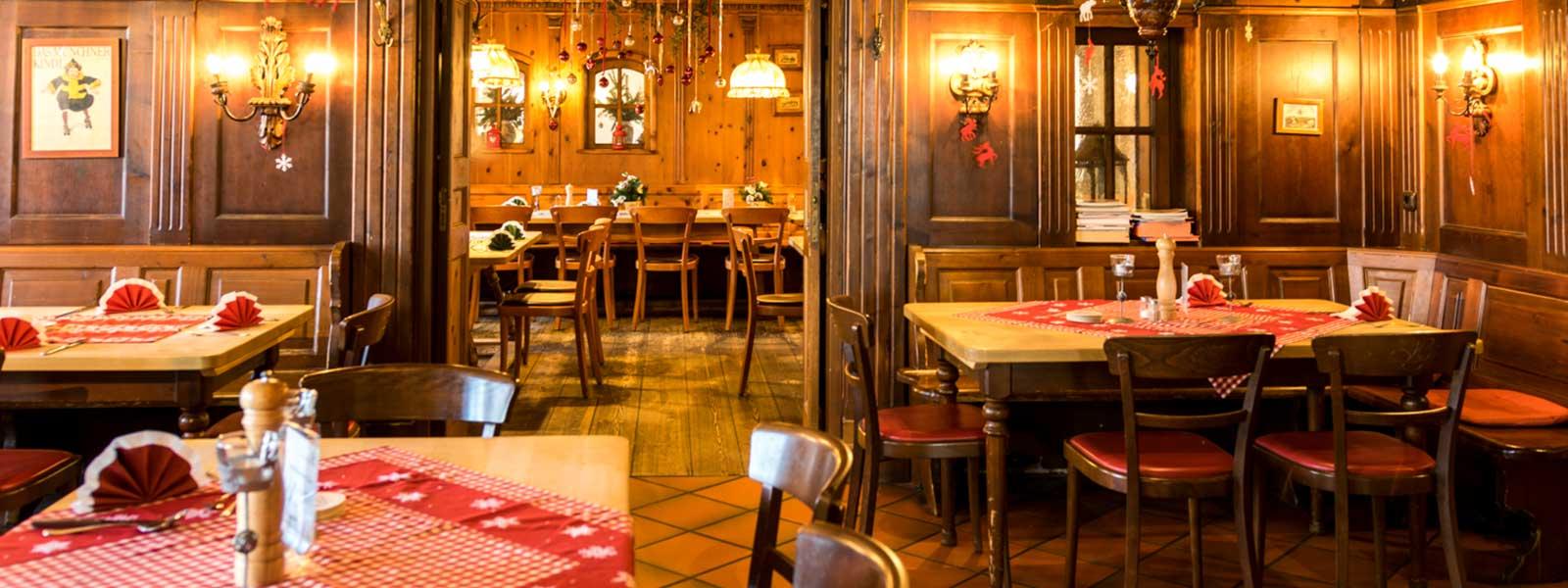 Restaurant Wirtslstube Harlachinger Einkehr