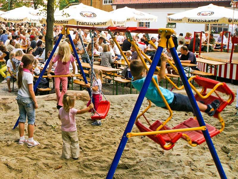 Kinderspielplatz Harlachinger Einkehr