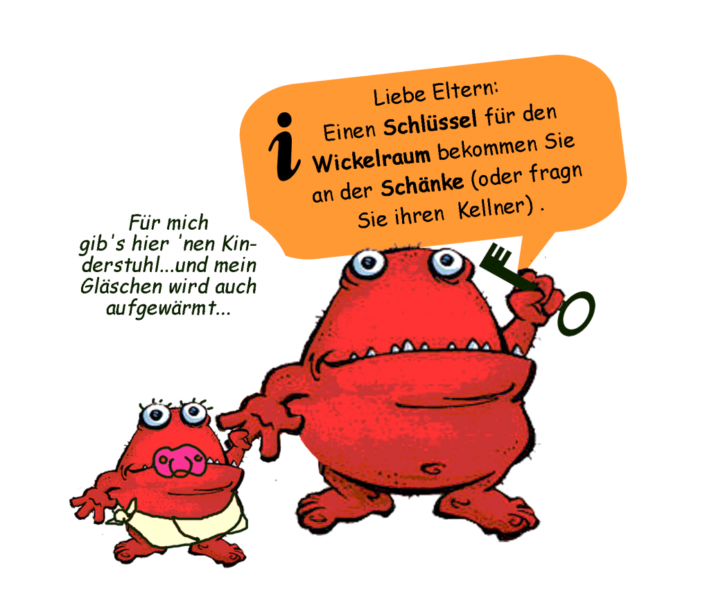 Kinderkarte Harlachinger Einkehr